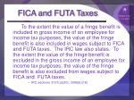 fica and futa taxes
