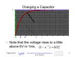 charging a capacitor11