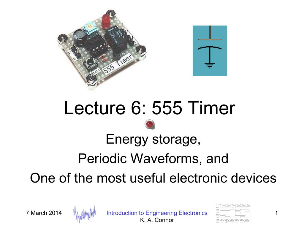 lecture 6 555 timer l.