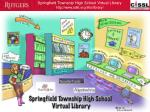 springfield township high school virtual library http www sdst org shs library