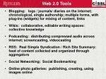 web 2 0 tools
