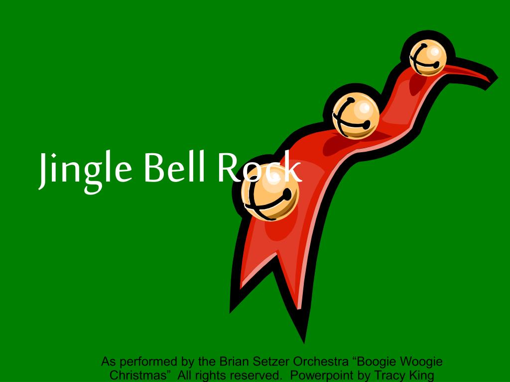 jingle bell rock l.