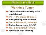 warthin s tumor