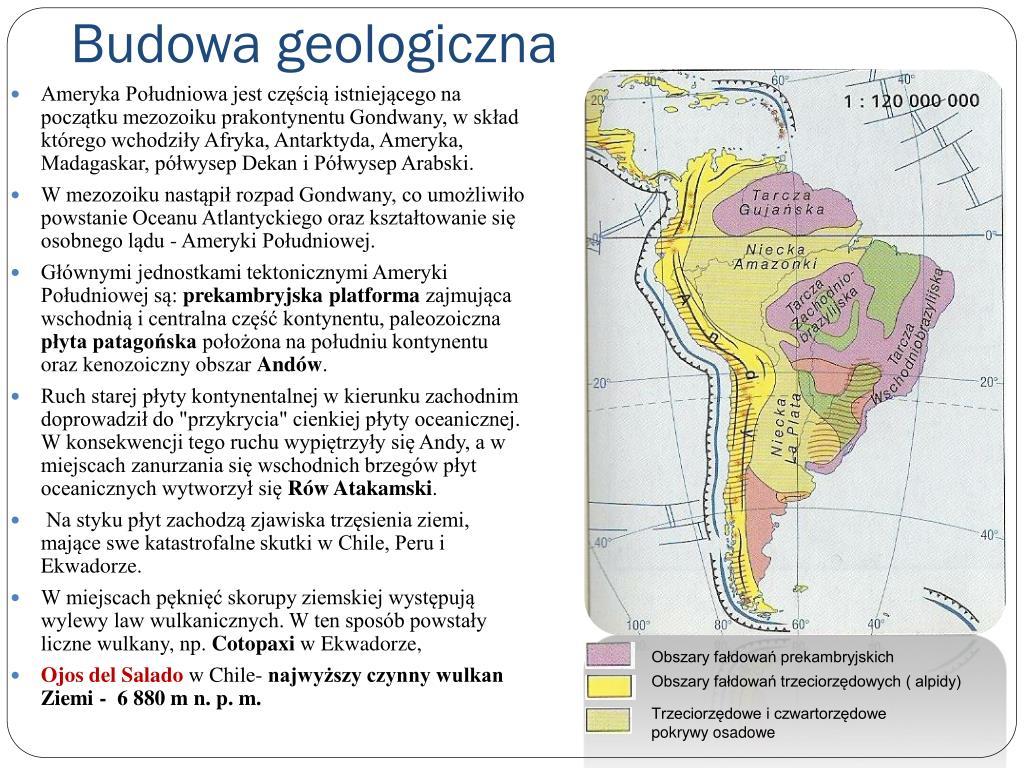 Budowa geologiczna