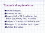 theoretical explanations4