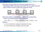 appendix iii simulation model