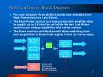 new coil driver block diagram