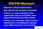 dwi pwi mismatch23