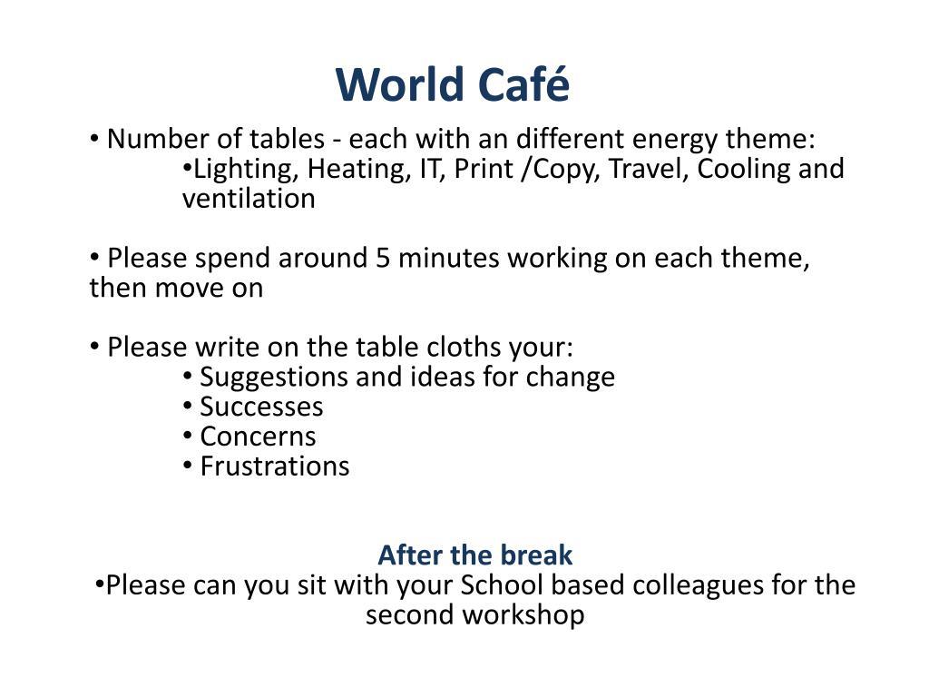 world caf l.