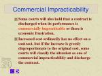 commercial impracticability