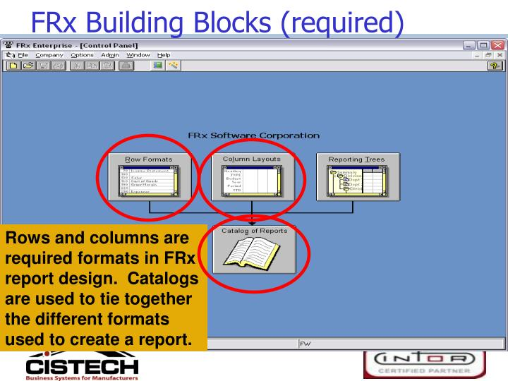 frx report writer Frx - rebuild gl index option - the why and the how anybody who has worked with frx for more than a day,  if you have a problem with an frx report.
