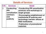 details of services10