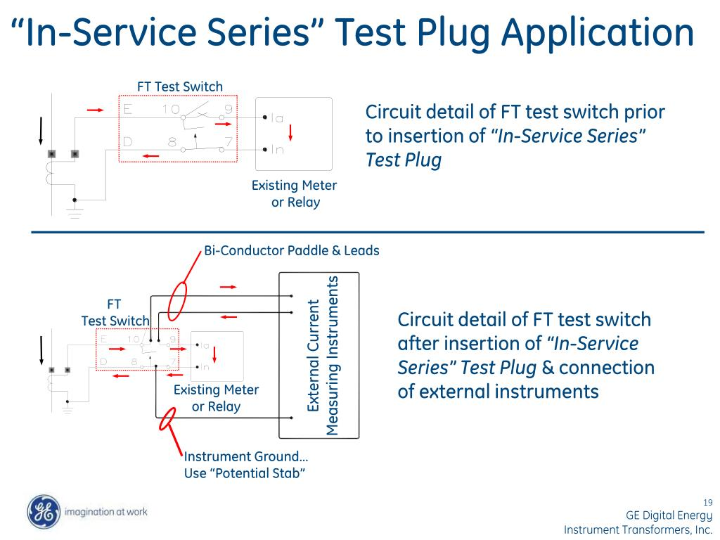 PPT - Test Switches & Plugs PowerPoint Presentation, free ... Wiring Diagram Practice Blank Tests on