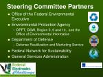 steering committee partners