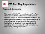 ftc red flag regulations47