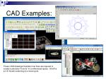 cad examples