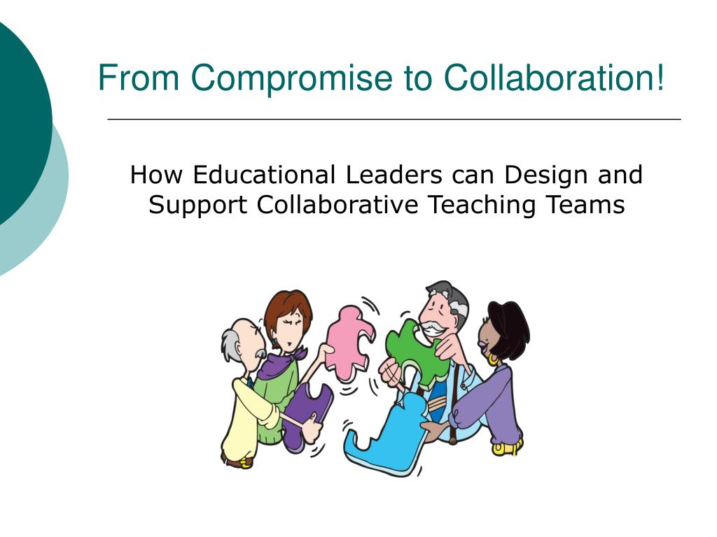 from compromise to collaboration l.