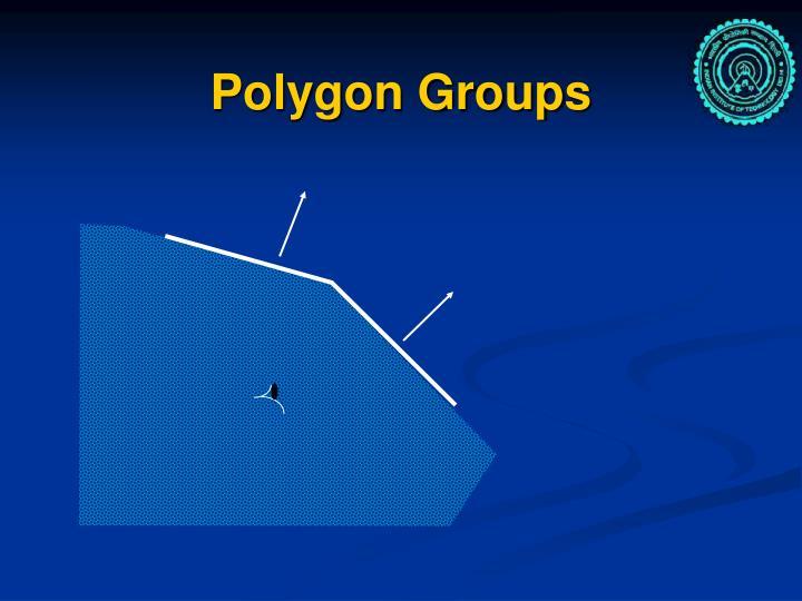 Polygon Groups
