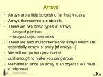 arrays83