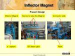 inflector magnet