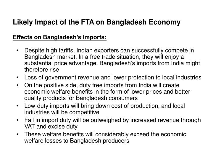 free market economy bangladesh india South asia south asia has  market-oriented economic policies than india  less developed and poorer than pakistan, bangladesh has economic problems.