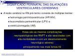 significado perinatal das dilata es ventriculares cerebrais6