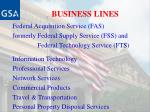 business lines10
