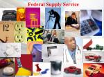 federal supply service