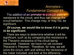 ammeters fundamental concept 3