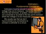 voltmeters fundamental concept 1