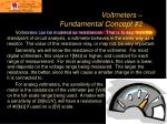 voltmeters fundamental concept 2