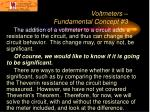 voltmeters fundamental concept 3
