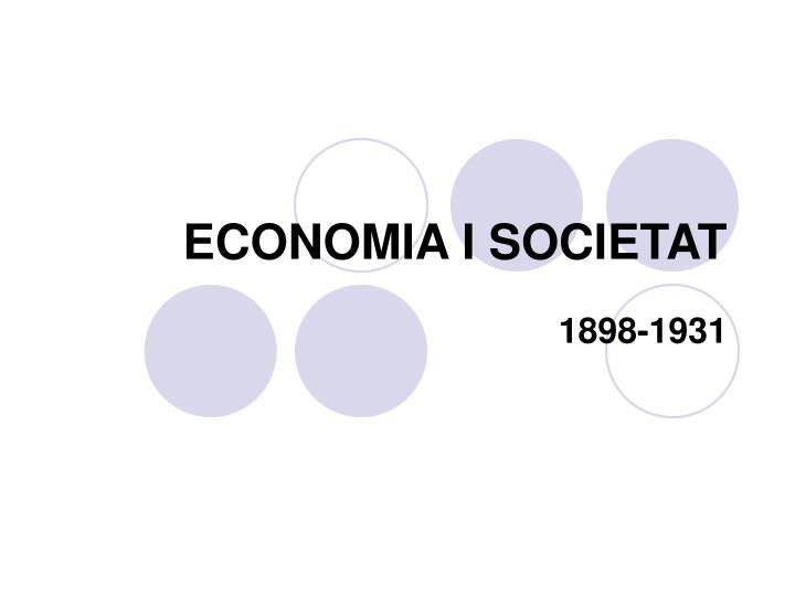 economia i societat n.