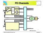 fe channels