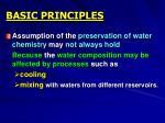 basic principles19