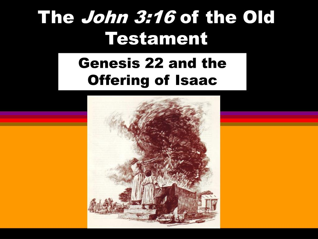 the john 3 16 of the old testament l.
