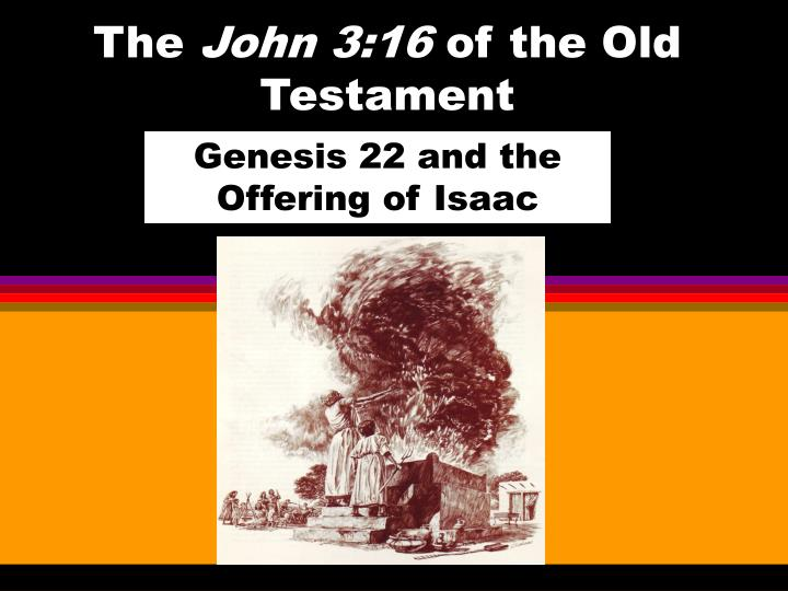 The john 3 16 of the old testament