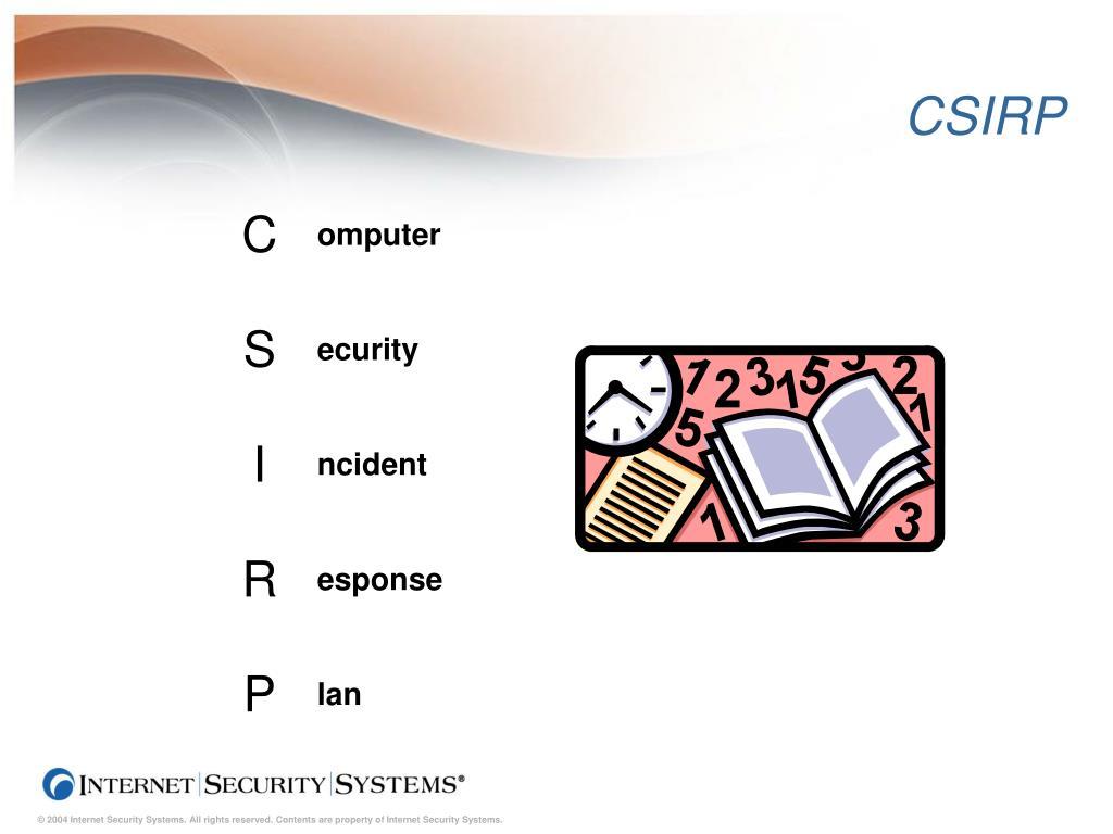 CSIRP