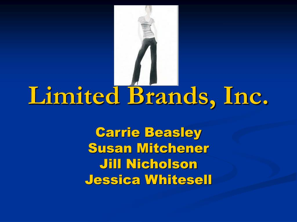 limited brands inc l.