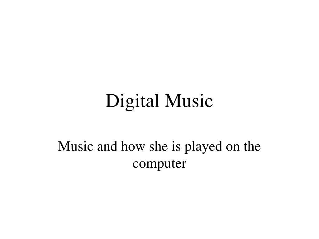 digital music l.