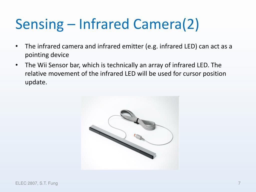 Sensing – Infrared Camera(2)