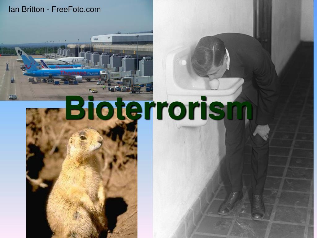 bioterrorism l.