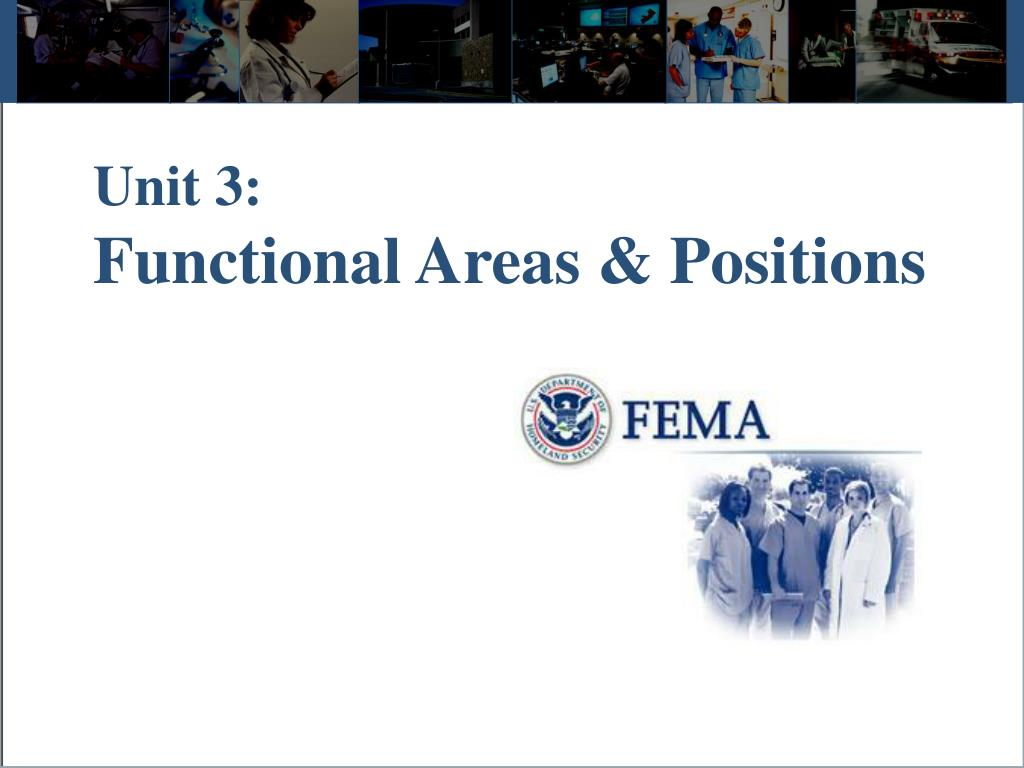 unit 3 functional areas positions l.