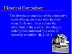 historical comparison22