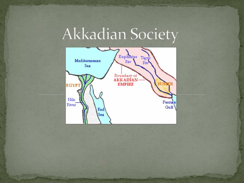 akkadian society l.