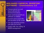 web based chemical inventory software chemoventory 3 0
