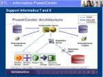 etl informatica powercenter
