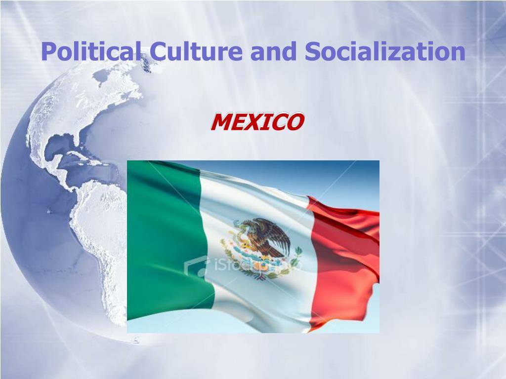political culture and socialization l.