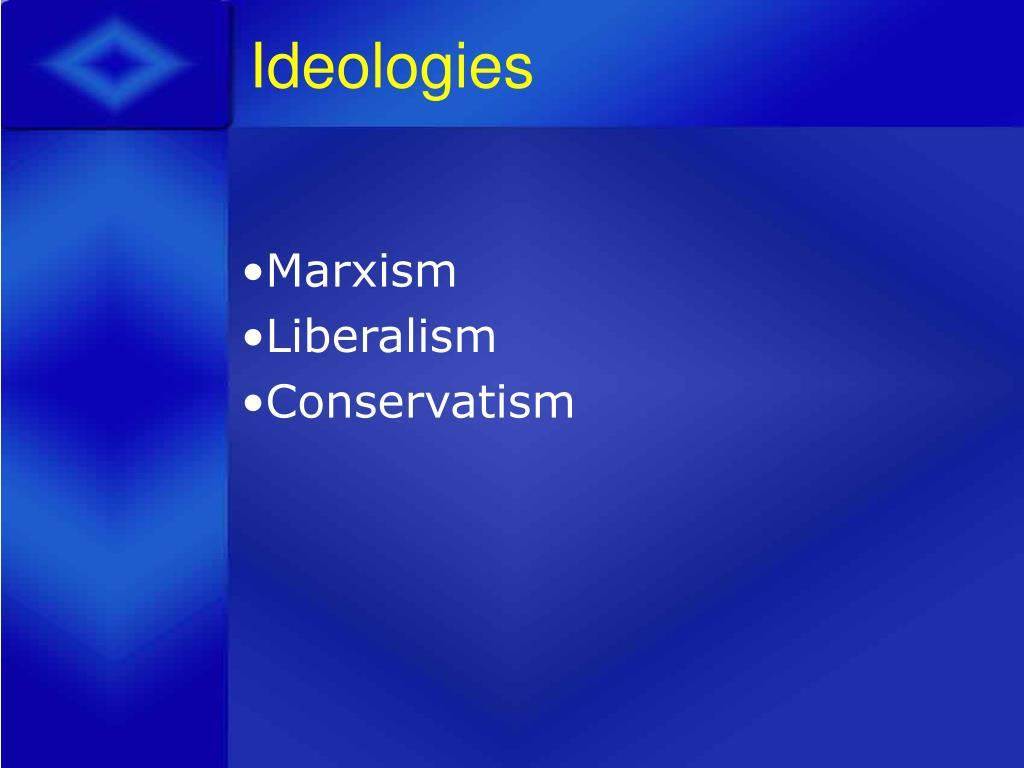 ideologies l.