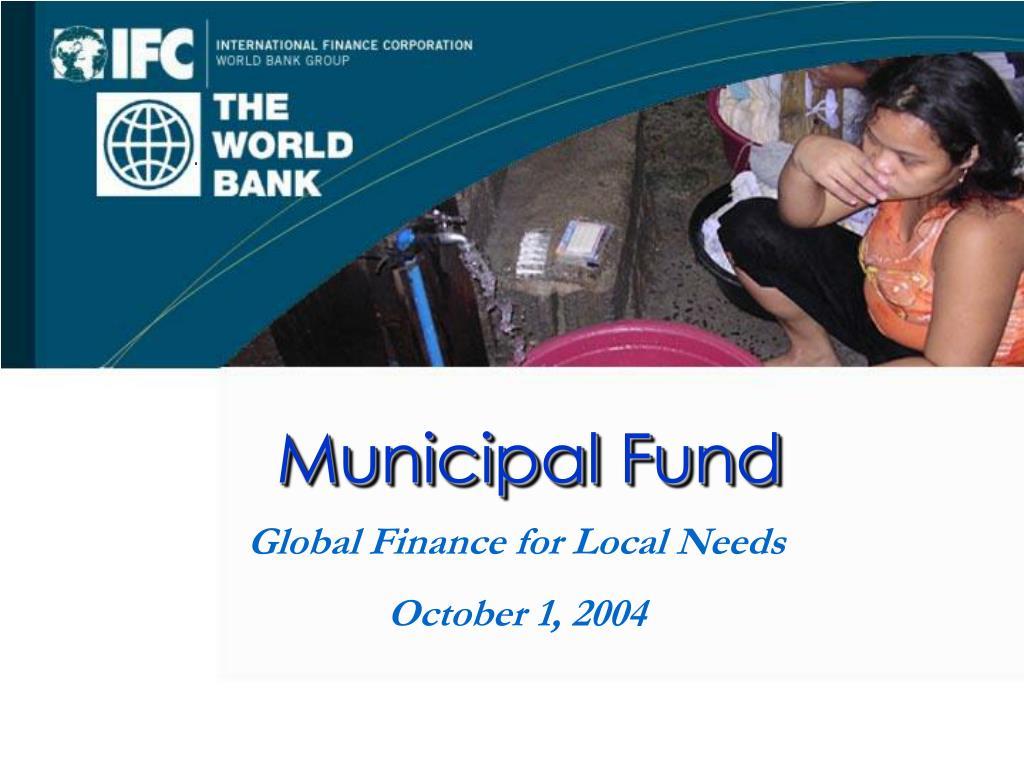 municipal fund l.